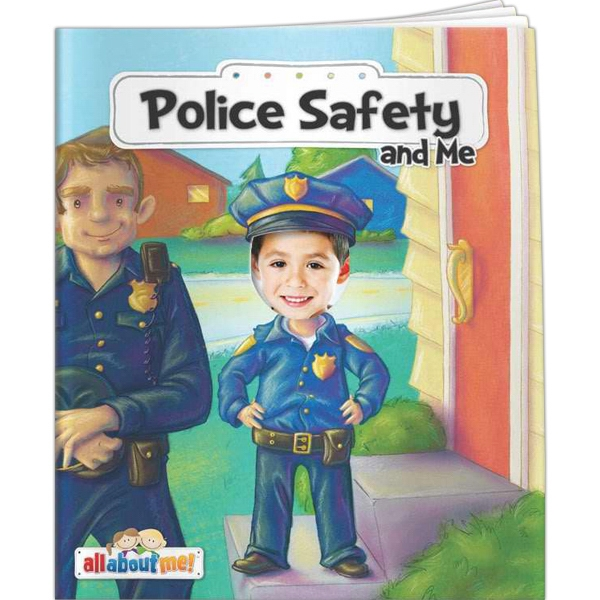 Custom All About Me - Police Safety and Me
