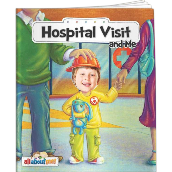 Printed All About Me - Hospital Visit and Me
