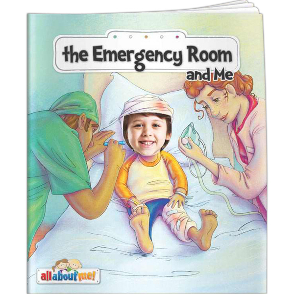 Promotional All About Me - The Emergency Room and Me