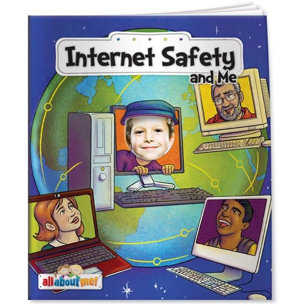 Printed All About Me - Internet Safety and Me
