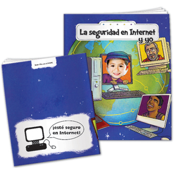 Imprinted All About Me - Internet Safety and Me (Spanish)