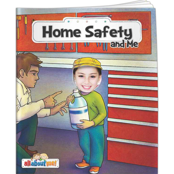 Personalized All About Me - Home Safety and Me