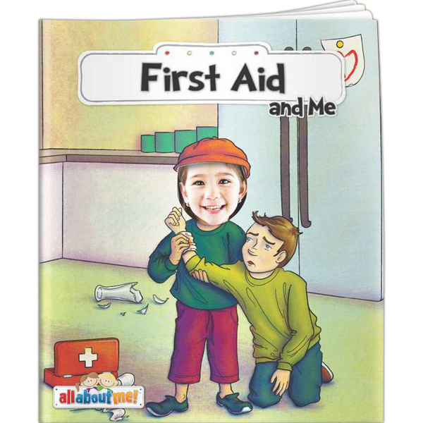 Custom All About Me - First Aid and Me
