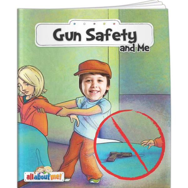 Promotional All About Me - Gun Safety and Me