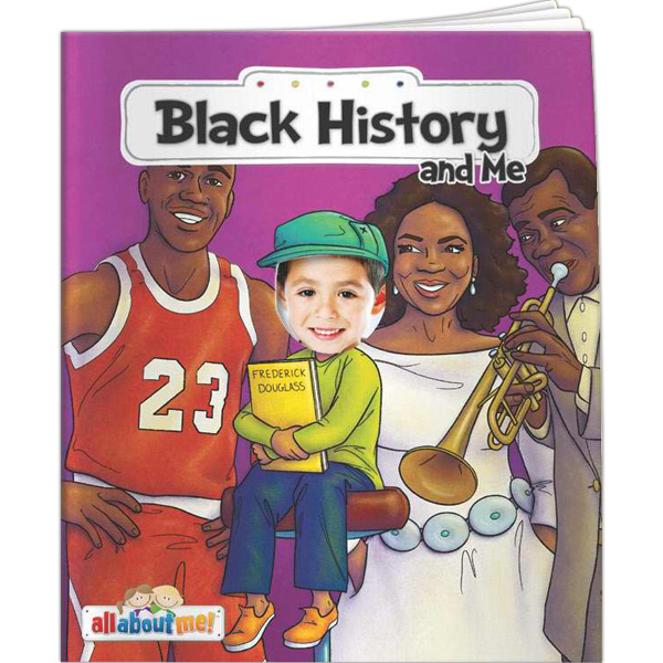 Promotional All About Me - Black History and Me