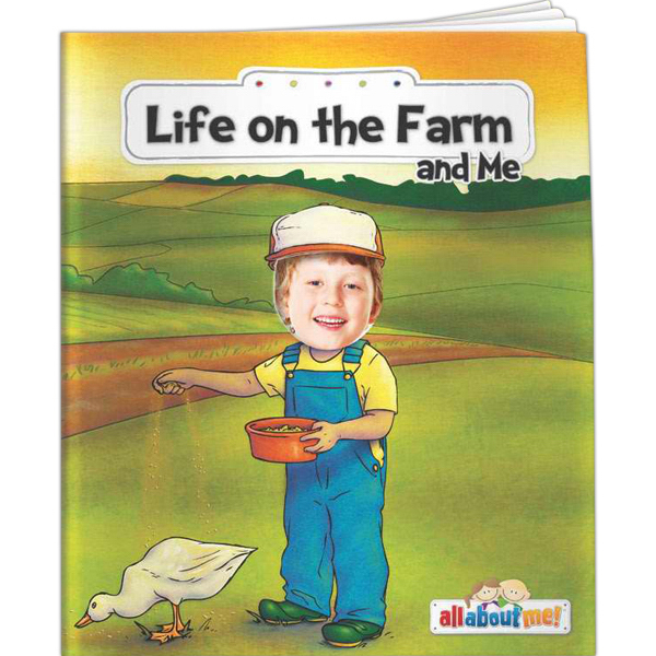 Custom All About Me - Life on the Farm and Me