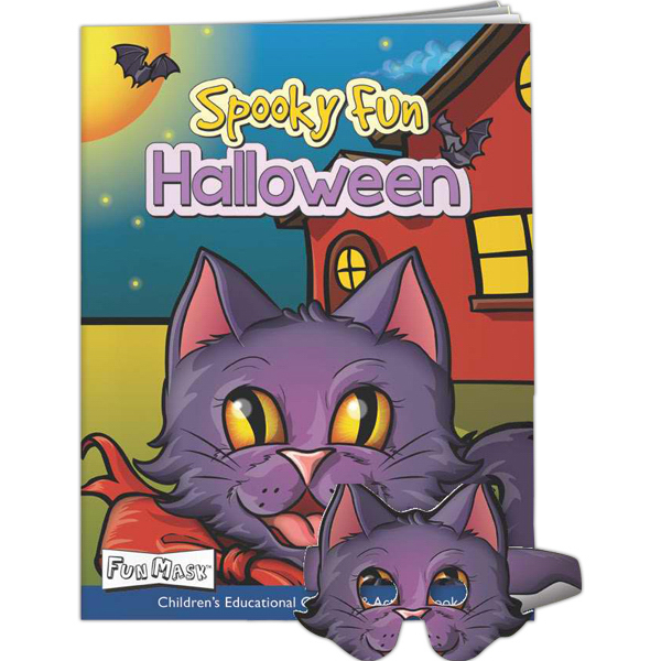 Personalized Fun Masks - Spooky Fun Halloween