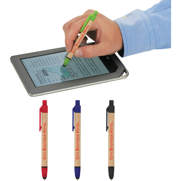 Promotional Mini Planet Pen-Stylus