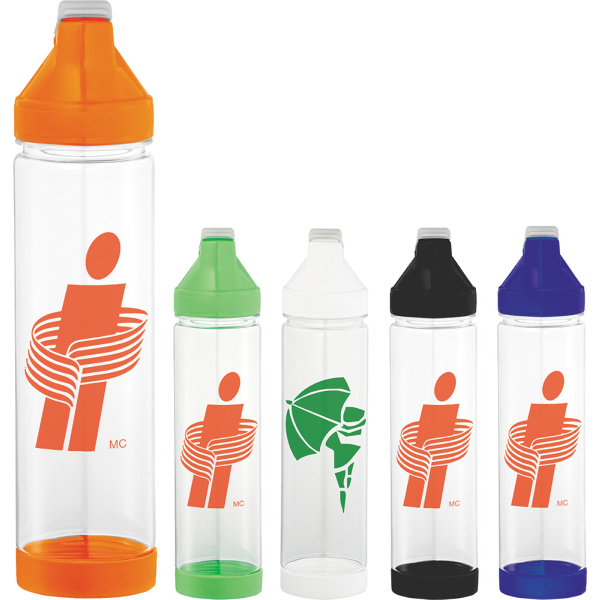 Personalized Spin 25 oz Tritan (TM) Sports Bottle