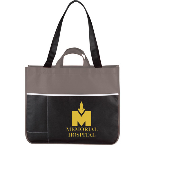 Customized The Change Up Meeting Tote