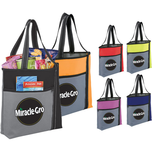 Promotional The Wake Up Meeting Tote