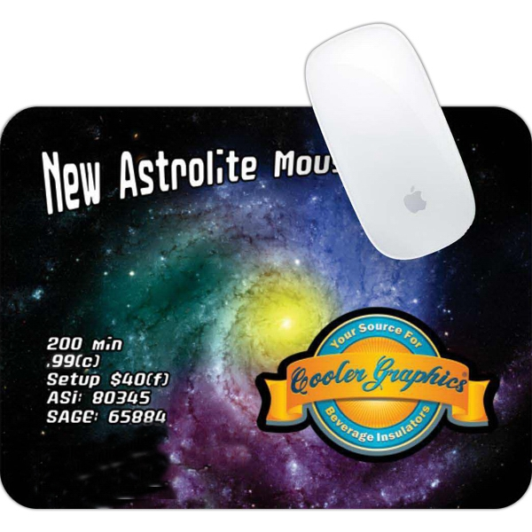 Printed Astrolite Mousepad