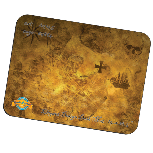 Promotional Elegant Design Desk Mat
