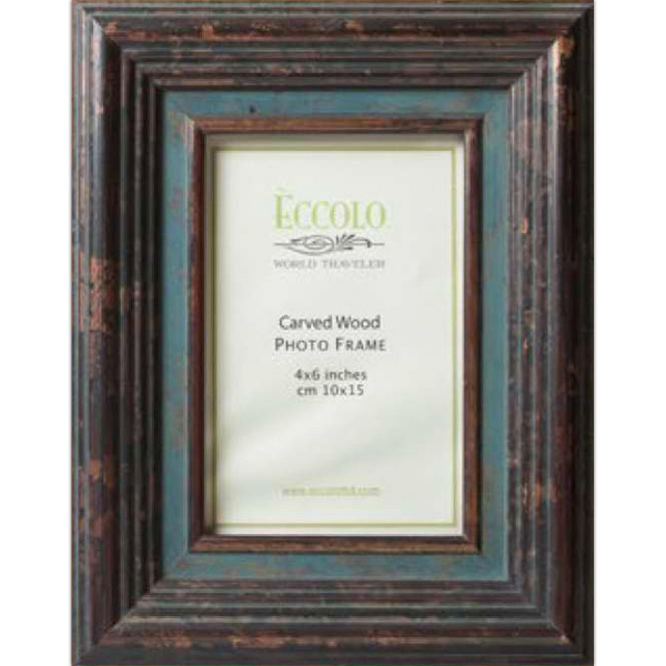 Printed Fashion Wood Frame Collection Casselle Frame
