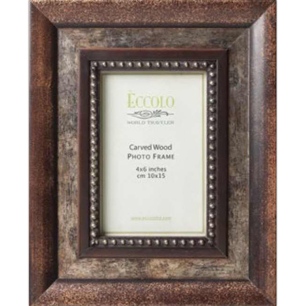 Printed Fashion Wood Frame Collection Perle Frame