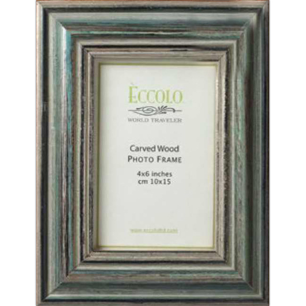 Personalized Fashion Wood Frame Collection Acqua Frame