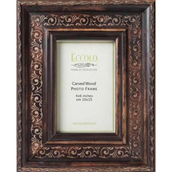 Printed Fashion Wood Frame Collection Angelico Frame