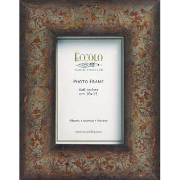 Printed Fashion Wood Frame Collection Florentine Frame