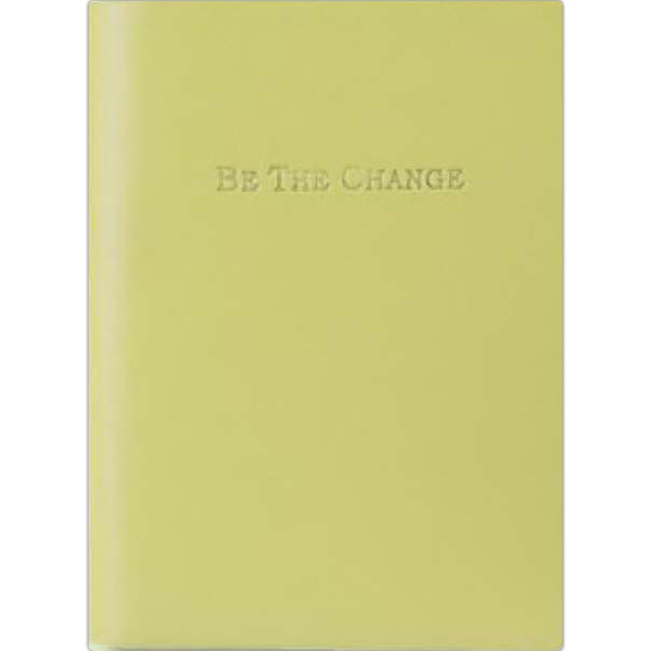 Imprinted ROCK Journal - Be The Change