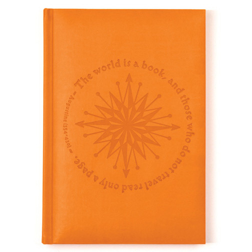 Custom Lofty Thinking Journal - AUGUSTINE