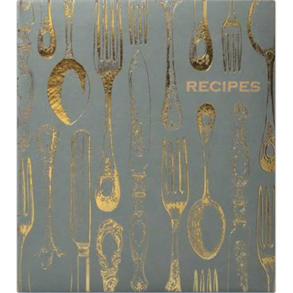 Imprinted Recipe Keeper