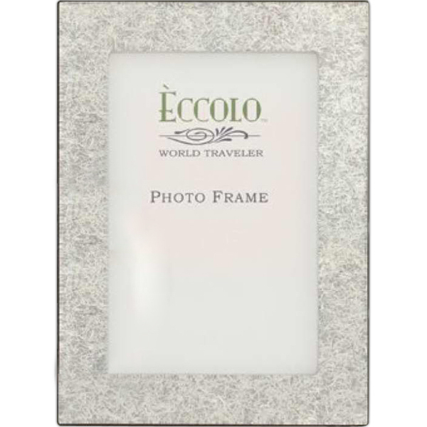 Imprinted Lucite Frame