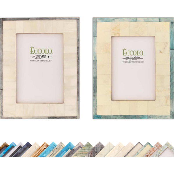 Personalized Naturals Collection Bengal Outer Border Frame