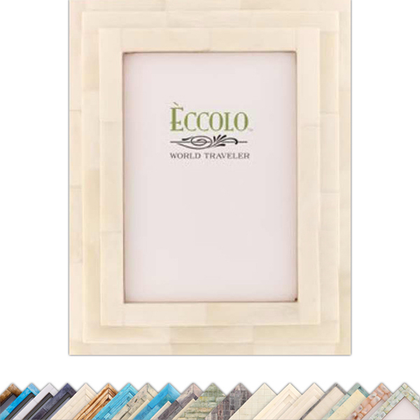 Personalized Naturals Collection Raja Convex Steps Frame