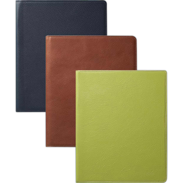 Custom Tuscan Calf Leather iPad (R) Case