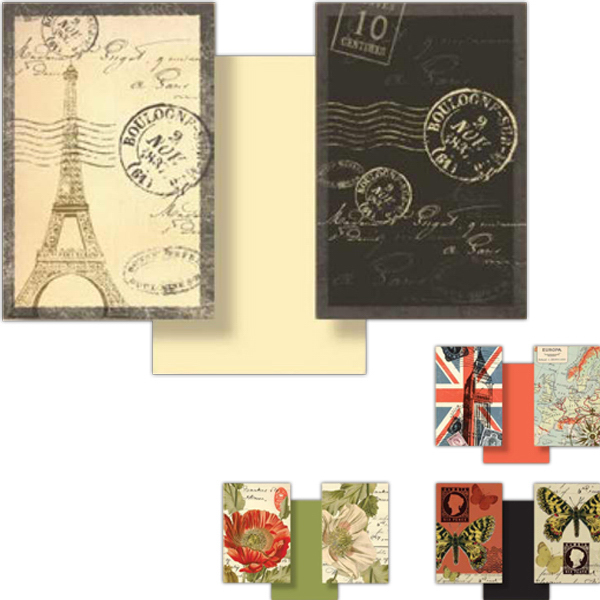 Promotional World's Fair Collection Folio Journal