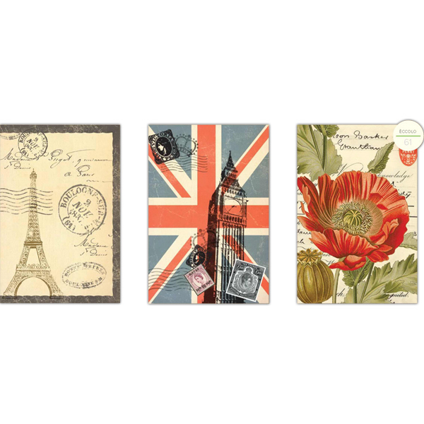 Promotional World's Fair Collection Journal
