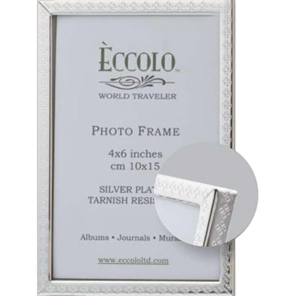 Promotional Silver Collection Stella Frame