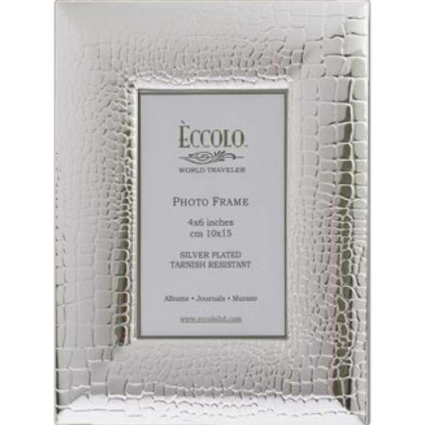 Printed Silver Collection Classic Frame