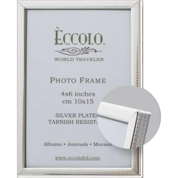 Personalized Silver Collection Boxes Frame