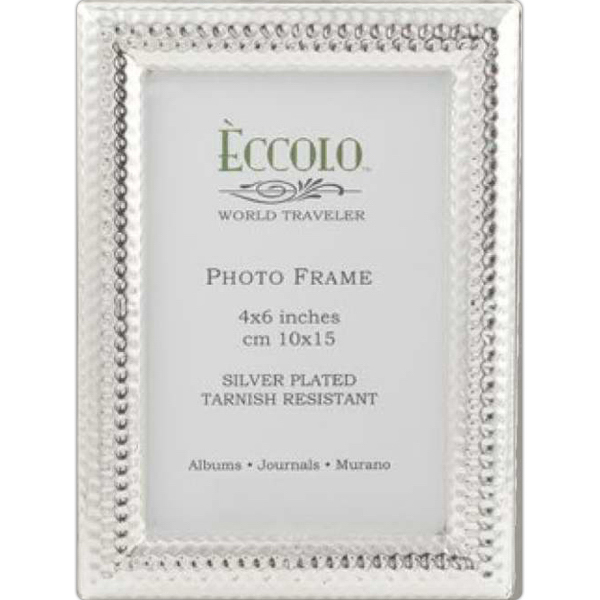 Promotional Silver Collection Dimples Frame