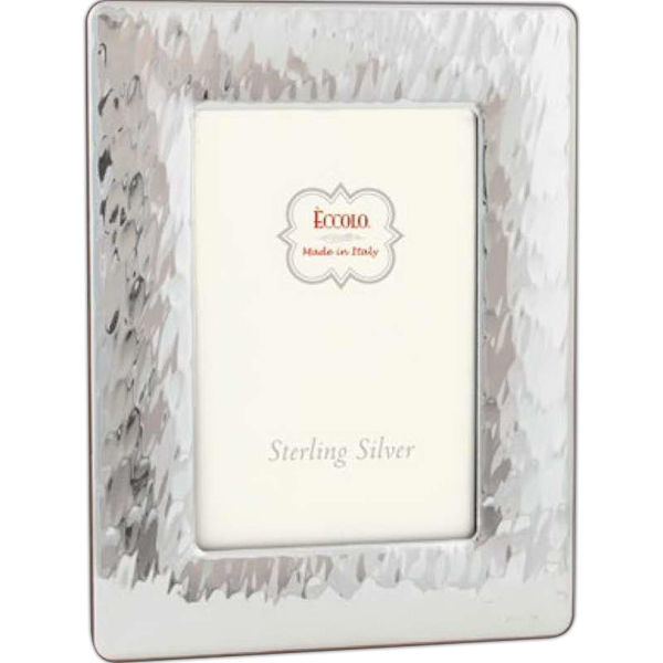 Customized Sterling Collection Giant Hammered Frame