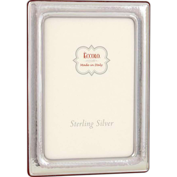 Customized Sterling Collection Narrow Hammered Frame