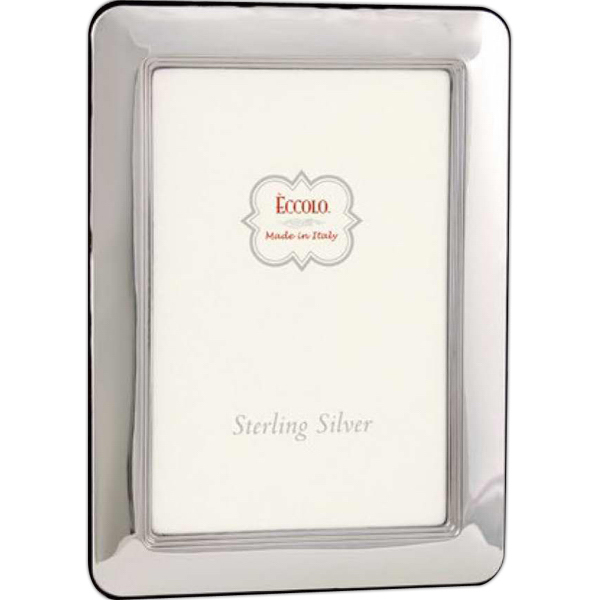 Personalized Sterling Collection Classic Steps Frame