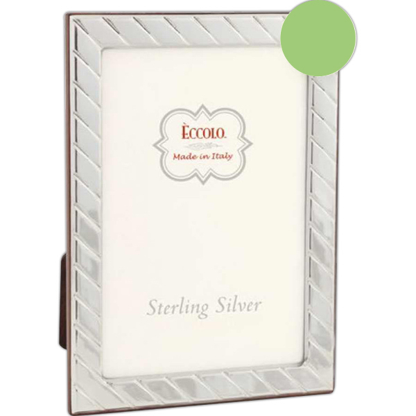 Customized Sterling Collection Diagonal Frame