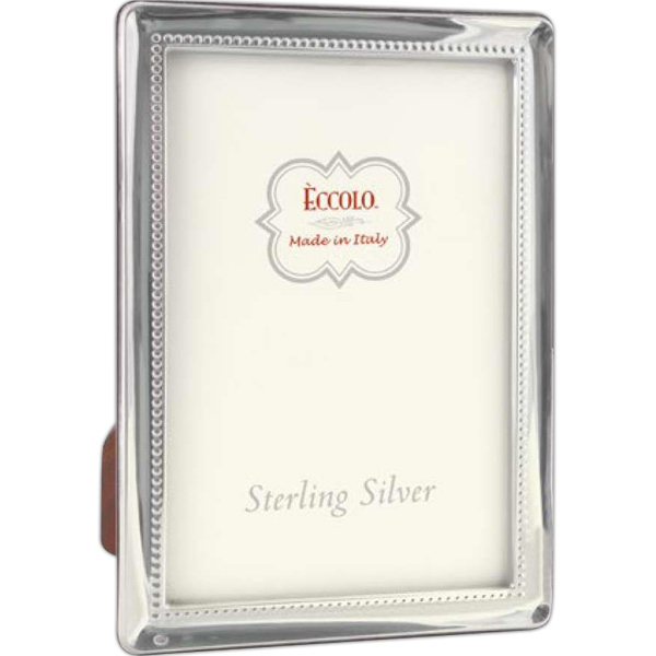 Customized Sterling Collection Oxford Frame