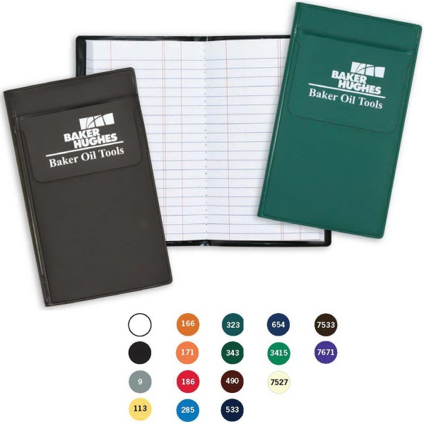 Customized Flexible Tally Book Jr. Pocket Pal - Large Flap