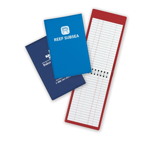 Personalized Tally Book Jr. - Steno Style
