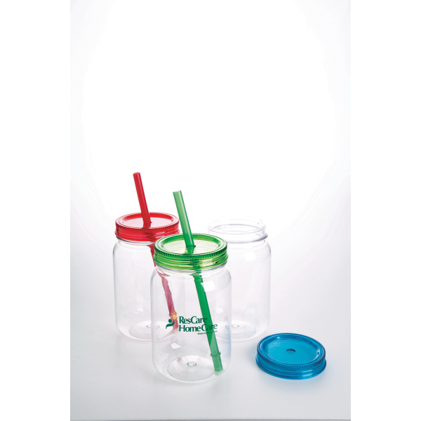 Promotional 24oz Tritan Candy Jar Mug