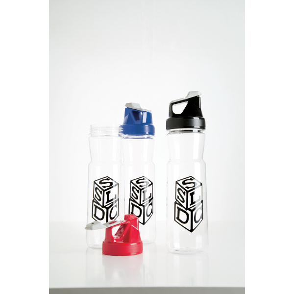 Customized 24oz Tritan Water Bottle with Color Cap