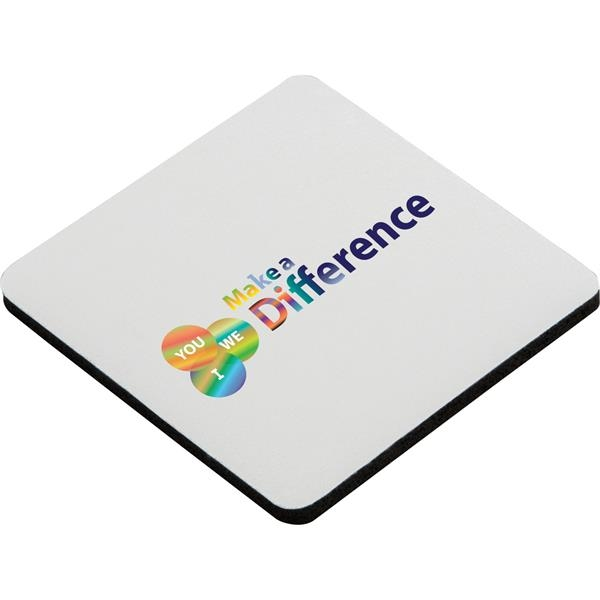 Printed Square Foam Coaster