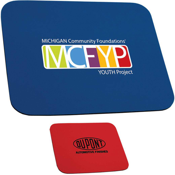 Personalized Targetline Economy Mouse Pad