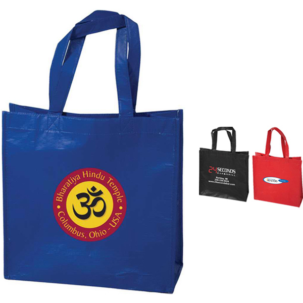 Imprinted Rpet Grocery Tote