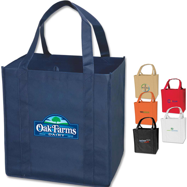 Custom Targetline Medium Grocery Tote Bag