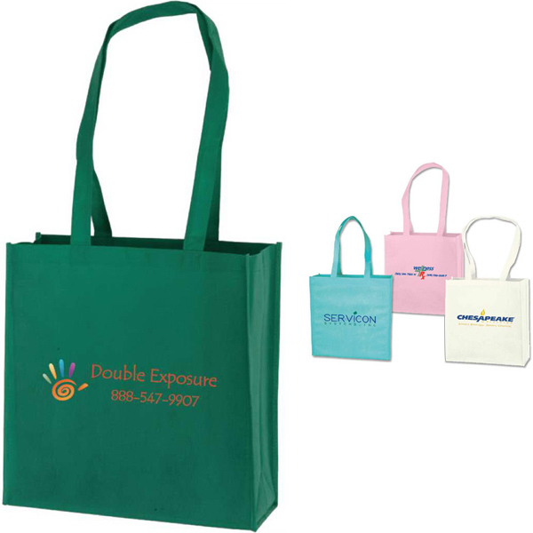 Imprinted Targetline Small Tote Bag