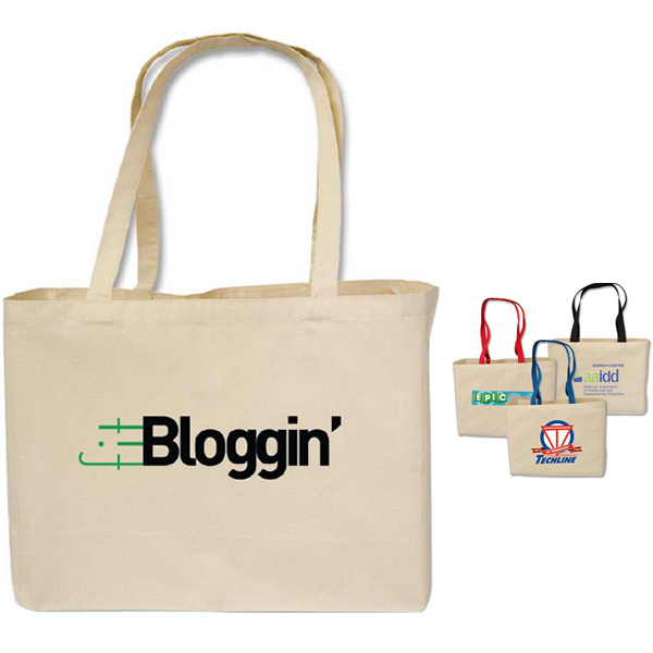 Customized Targetline Medium Cotton Tote Bag